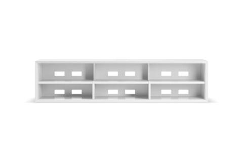 Clic 231S grundmøbel, hvid