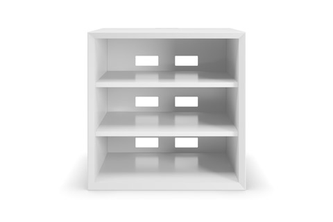 Clic 311 grundmøbel, hvid