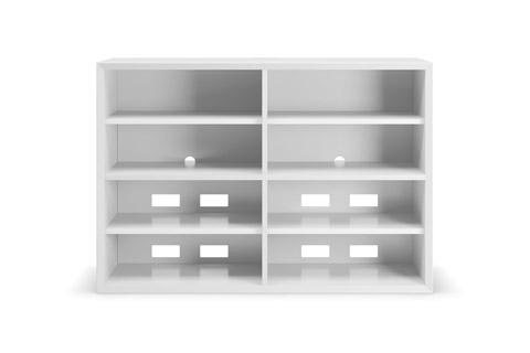 Clic 420 grundmøbel, hvid
