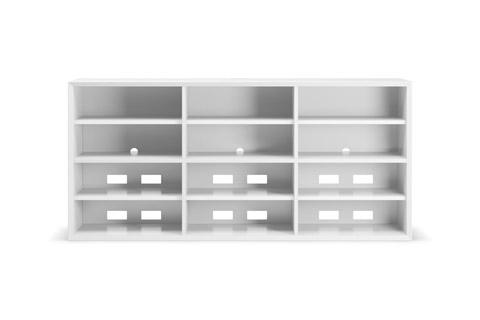 Clic 430 grundmøbel, hvid