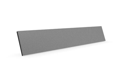 Clic C12 stoflåge, sølv