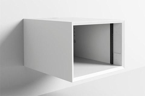 Clic 212 AV grundmøbel, hvid