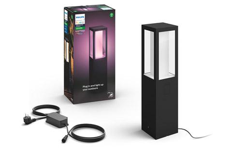 Philips Hue Outdoor Impress piedestal lampe, base kit
