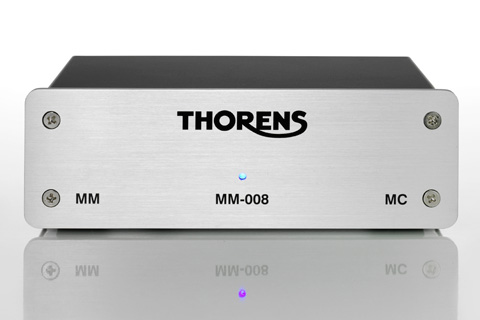 Thorens MM008, front