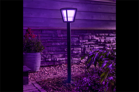Philips Hue Outdoor Econic søjle lampe