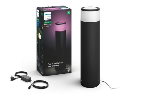 Philips Hue Outdoor Calla høj Base kit