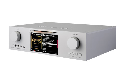 Cocktail Audio X-45 PRO streamer, sølv