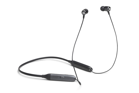 JBL LIVE 220BT in-ear hovedtelefoner, sort