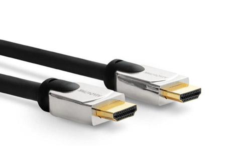 Vivolink HDMI kabler med metal stik - 1