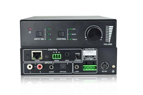 Vivolink 2x50W forstærker