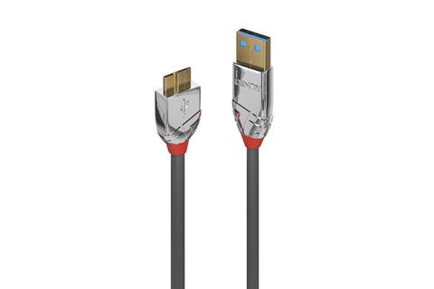 Lindy Cromo USB-A til Micro B - 1