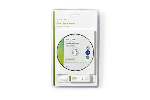 Nedis CD Diskrenser med 20 ml rensevæske - Pakke