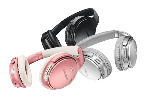 Bose QuietComfort 35II trådløse hovedtelefoner, all