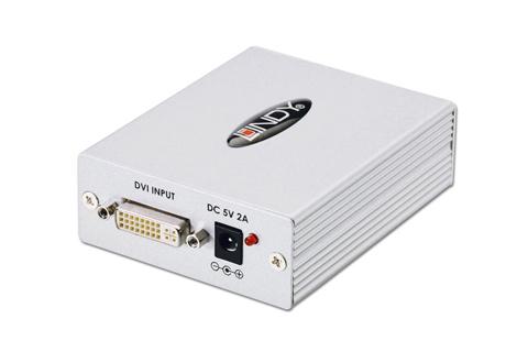 Lindy DVI-D -> VGA/Component (32562)