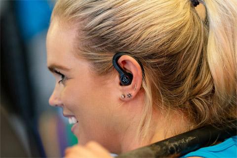 JLab Audio JBuds Air Sport øretelefoner