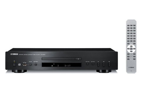 Yamaha CD-S300, black