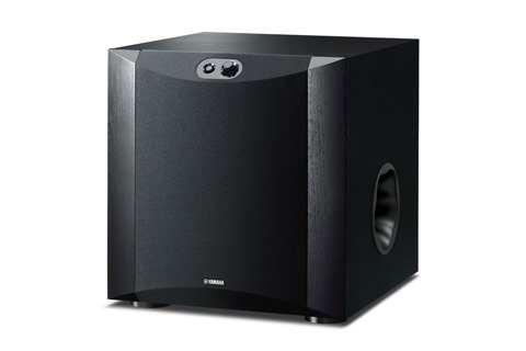 Yamaha NS-SW300 subwoofer, sort ask