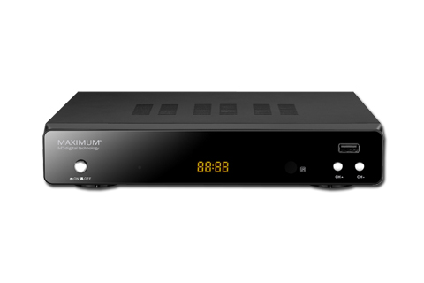 Maximum XO-30S V2 DVB-S2 receiver