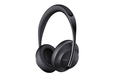 Boise Noise Cancelling Headphones 700, sort
