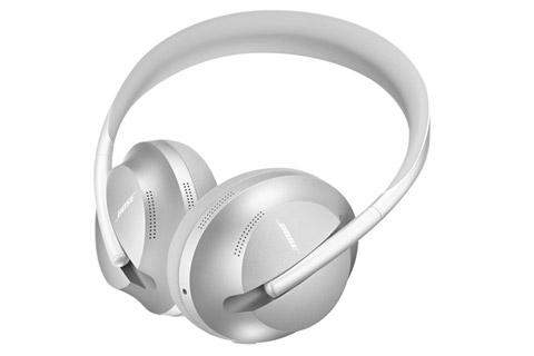 Boise Noise Cancelling Headphones 700, sølv