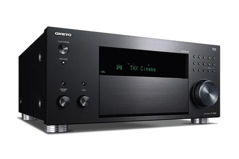 Onkyo TX-RZ840 surround receiver, sort