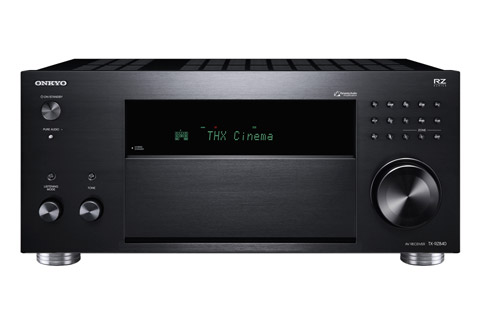 Onkyo TX-RZ840 surround receiver, sort