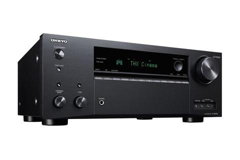 Onkyo TX-NR696 surround receiver, sort