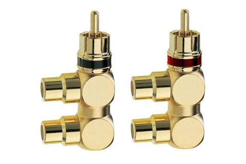 Inakustik RCA Y-split adapter