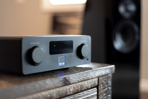 SVS Prime Wireless Soundbase netværks forstærker