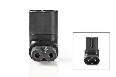 Vinklet C8 til C7 8-tals adapter