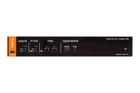 Control QueBec PRO (Automatic Display Controller) - Front