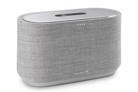 Harman Kardon Citation 300 smart højtaler, grå