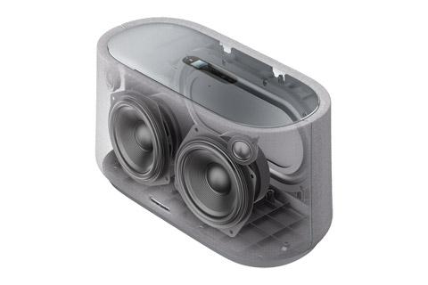 Harman Kardon Citation 500 smart højtaler, grå