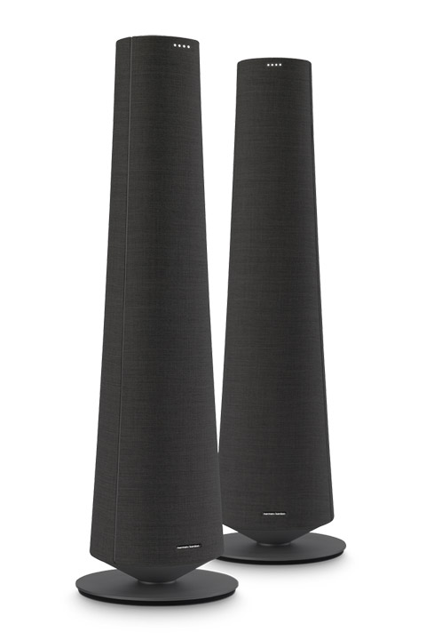Harman Kardon Citation Tower, sort