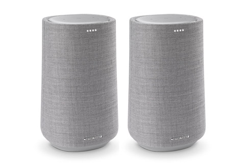 Harman Kardon Citation 100 stereosæt, grå