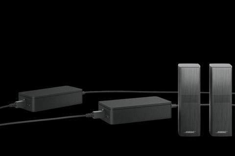 BOSE surround 700 højttalere, sort