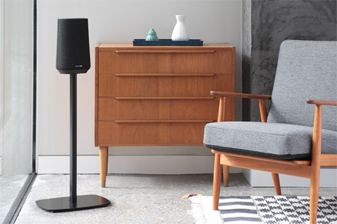 SoundXtra floor stand for Harman Kardon Citation 100, lifestyle