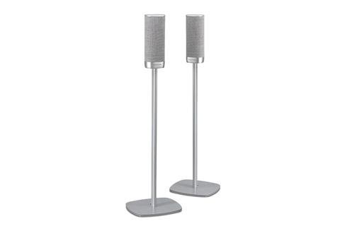 SoundXtra floor stand for Harman Kardon Citiation surround, silver