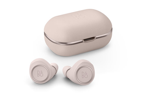 Beoplay E8 Motion in-ear hovedtelefon, pink