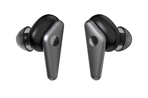 Libratone Track Air+ in-ear headphones, stormy black