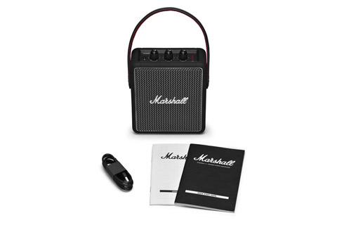 Marshall Stockwell II højtaler