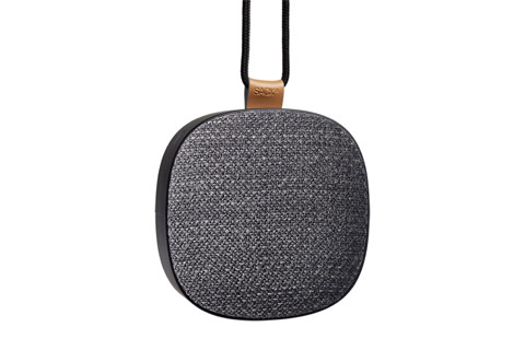 SACK-it WOOFit Go X bluetooth højttaler, steel