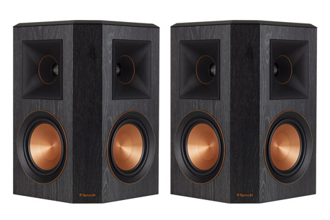 Klipsch Reference Premiere RP-502S Surround højttalersæt, sort