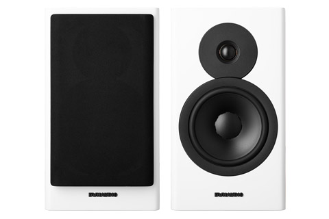 Dynaudio Evoke 20 bookshelf speaker, white high gloss,  1 pair