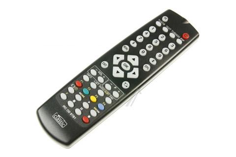 Fjernbetjening til Sagemcom DT90 og ITD-84  (uoriginal)