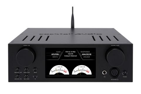 Cocktail Audio HA500H, sort