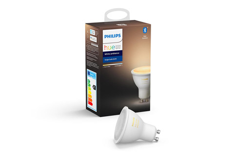 Philips Hue White GU10 with bluetooth