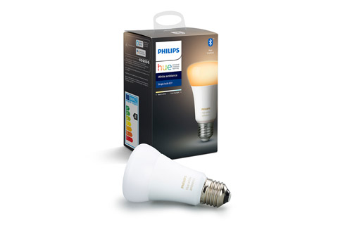 Philips Hue White Ambiance E27 with bluetooth