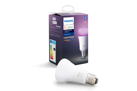 Philips Hue Color E27 with bluetooth
