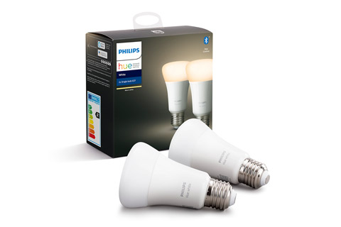 Philips Hue White E27 with bluetooth